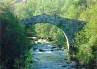 Resultado de imagem para ponte sobre rios turbulentos